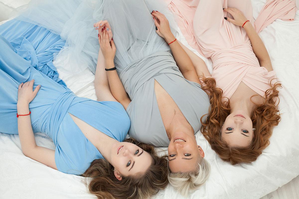 Прокат платьев для фотосессий - Трансформеры