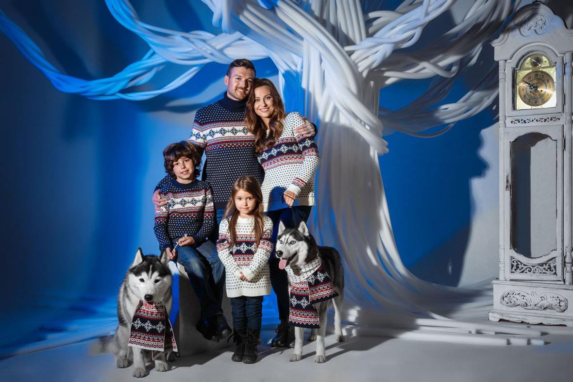 Прокат Family Look для фотосессии