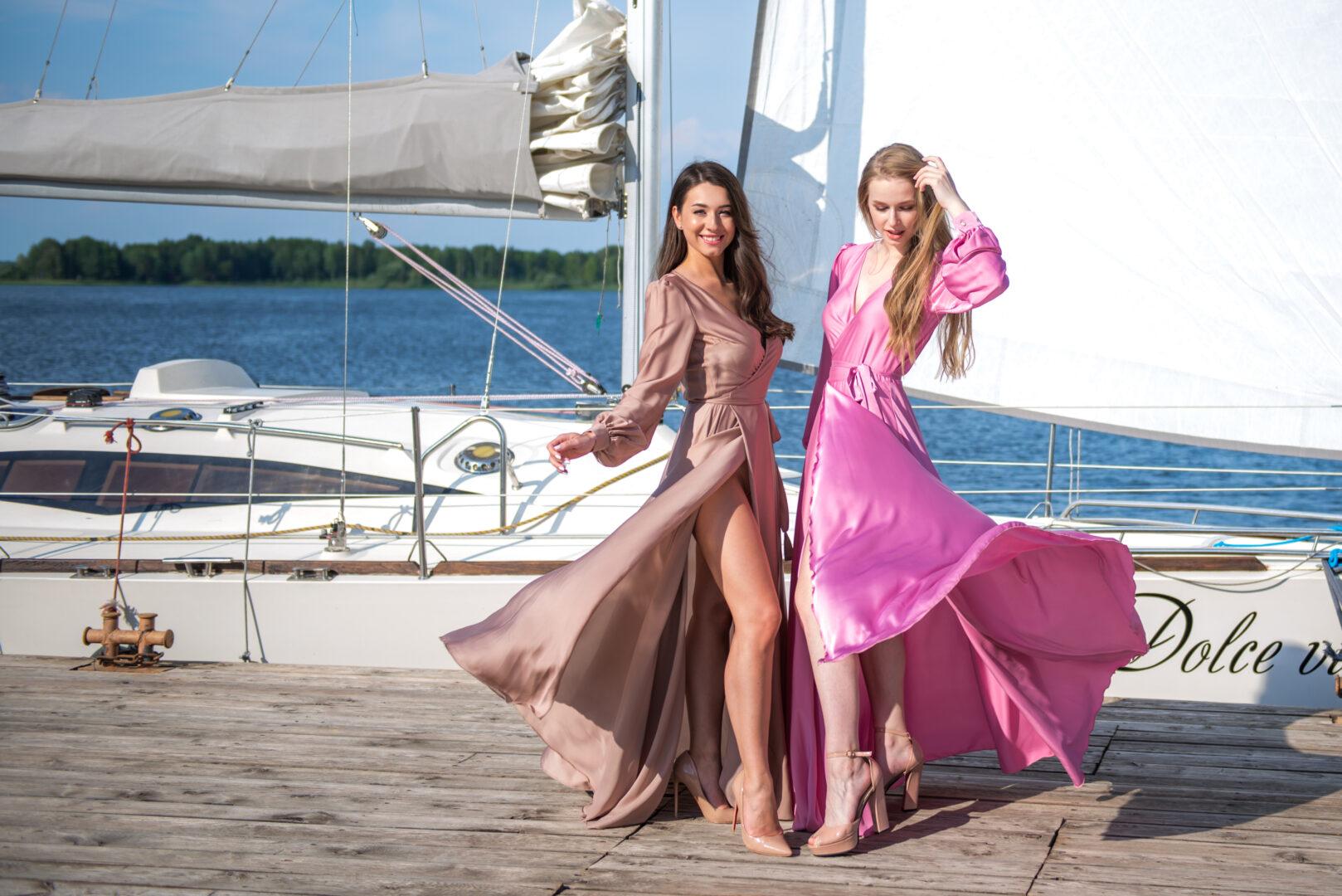 Прокат Платье Капучино